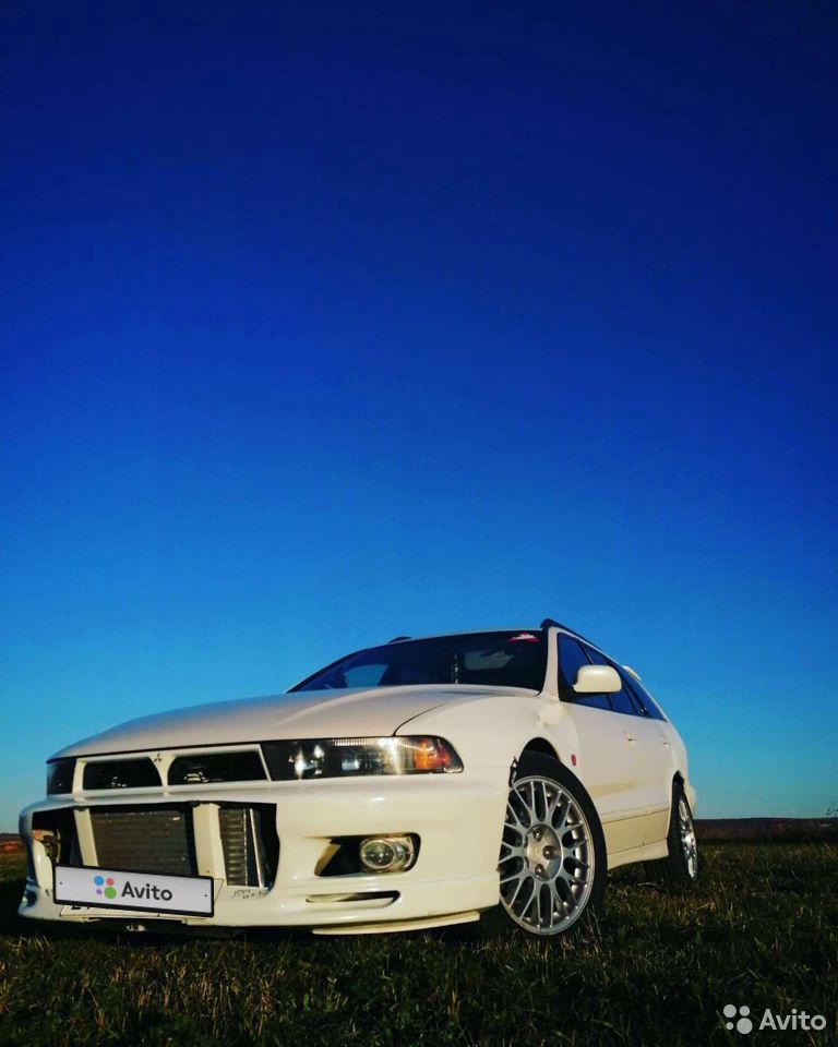 Mitsubishi Legnum, 2000  89061442774 купить 4