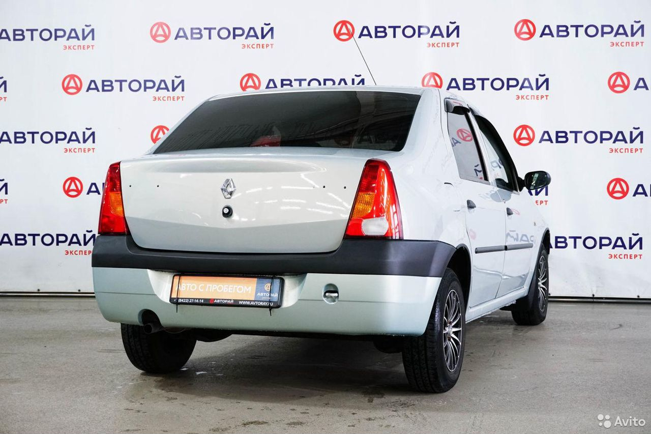 Renault Logan, 2007  88422291372 купить 4