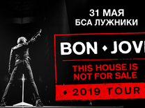 Билеты на концерт Bon Jovi / 31.05.2019