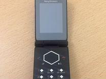 Телефон Sony Ericsson Jalou F100i (S/N 9332)