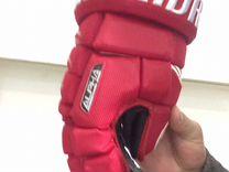Перчатки хоккейные warrior alpha QX / 14