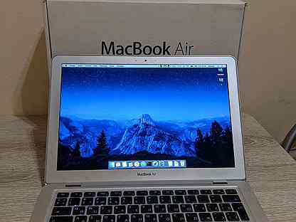 Apple Macbook Air 13 128Gb SSD