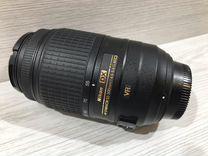 Nikon 55-300mm