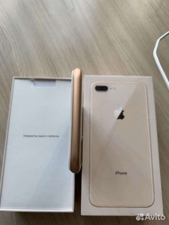 iPhone 8 Plus 64 GB (Gold)  89044061814 купить 4