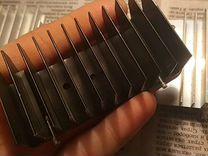 Радиаторы алюминиевые с микросхем