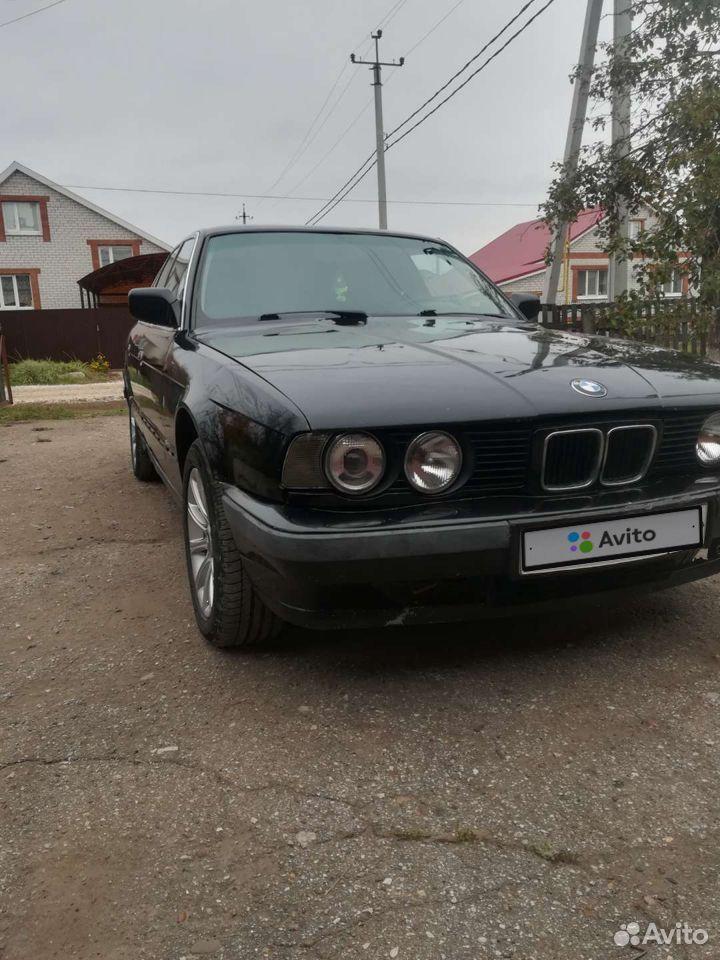 BMW 5 серия, 1990  89093572397 купить 5