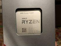Процессор AMD Ryzen 5 3600BOX с кулером — Товары для компьютера в Тюмени