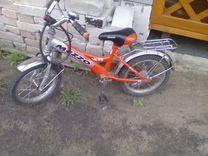 Продаю велосипед на возраст 4-6 лет