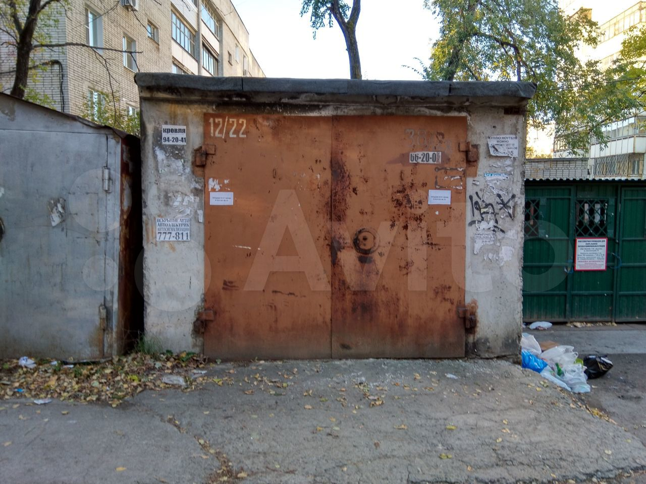 Гараж, 19 м²