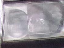 Стекло фары мерседес 124,w124