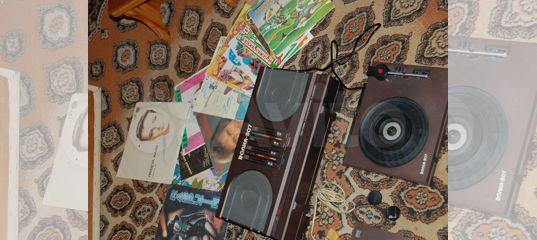 Электрофон стереофонический купить в Москве с доставкой | Хобби и отдых | Авито