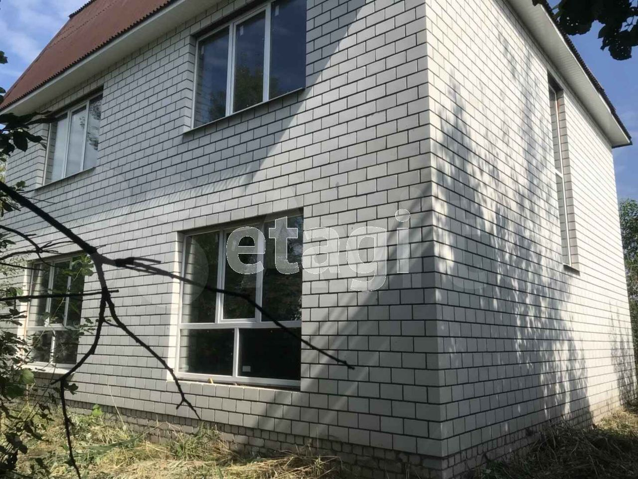 Дом 82.4 м² на участке 2.5 сот.  89610031950 купить 2