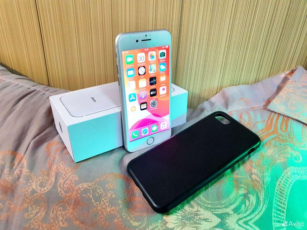 iPhone 8 64GB Ростест Silver
