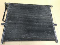 Bmw x3 e83 радиатор кондиционера