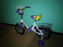 Велосипед детский Forward 12 racing girl