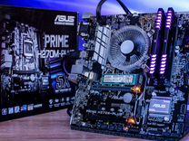 Asus Prime H270m-Plus / LGA 1151 новая