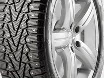Комплект колес Pirelli Ice Zero на штамповках