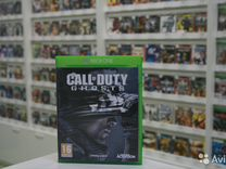 Call of duty Ghost Xbox One/обмен