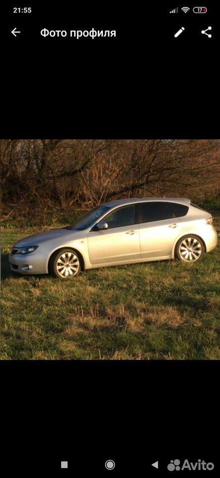Subaru Impreza, 2008  89038820199 купить 10