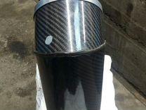 Холодный впуск карбоновый для Honda оригинал Japan