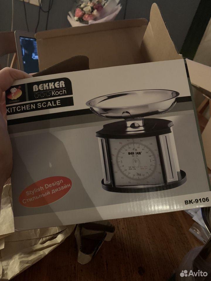 Весы кухонные новые  89500387566 купить 1