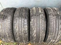 Pirelli sotozero 225/55/17 комплект зима