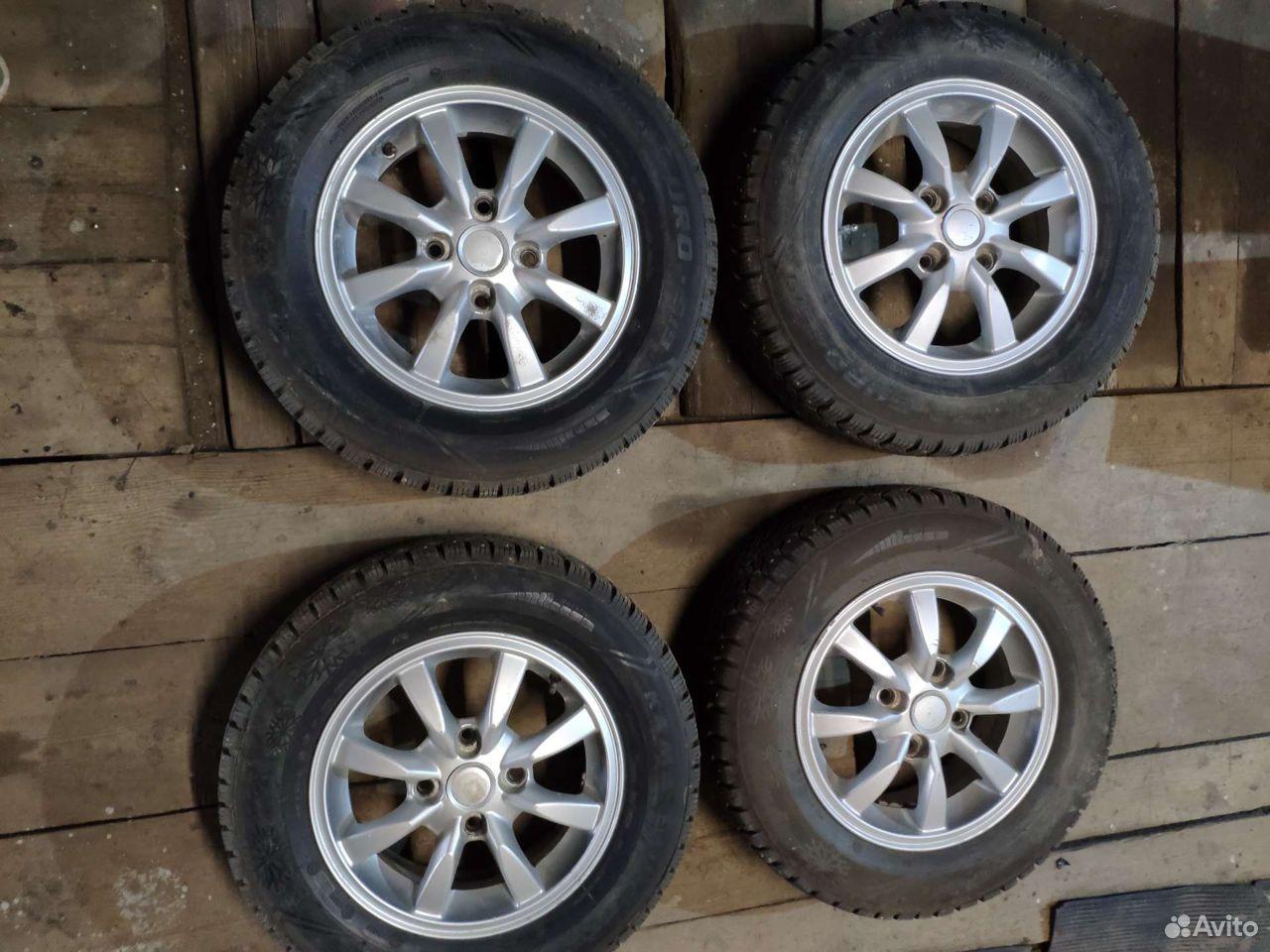 Зимние шипованные колеса  89278124932 купить 1