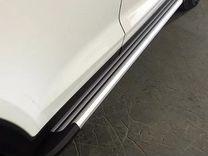 Пороги / подножки для Volkswagen Touareg