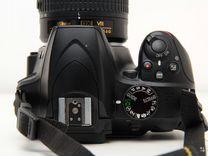 Фотоаппарат Nikon D3400