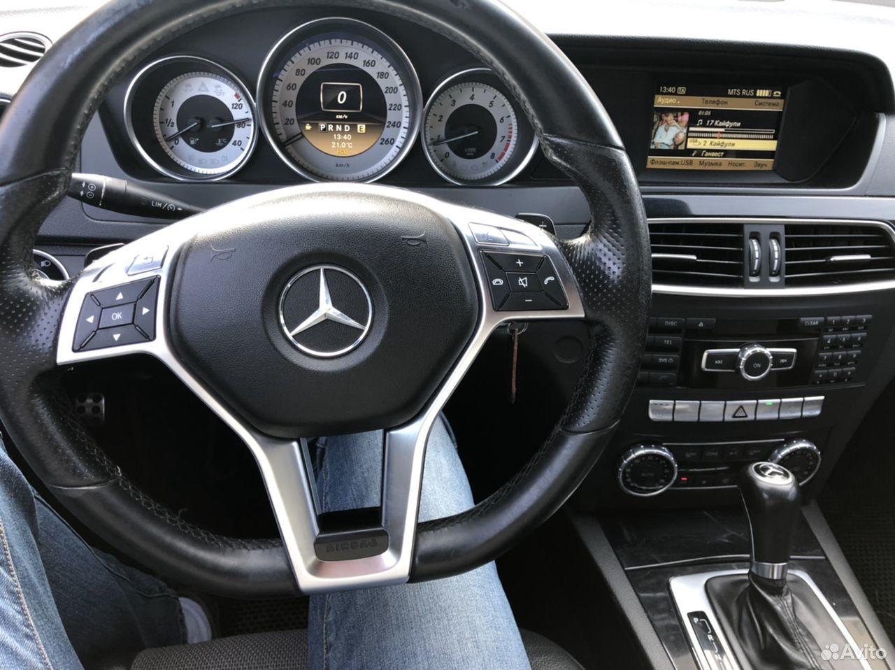 Mercedes-Benz C-класс, 2012  89873750061 купить 4