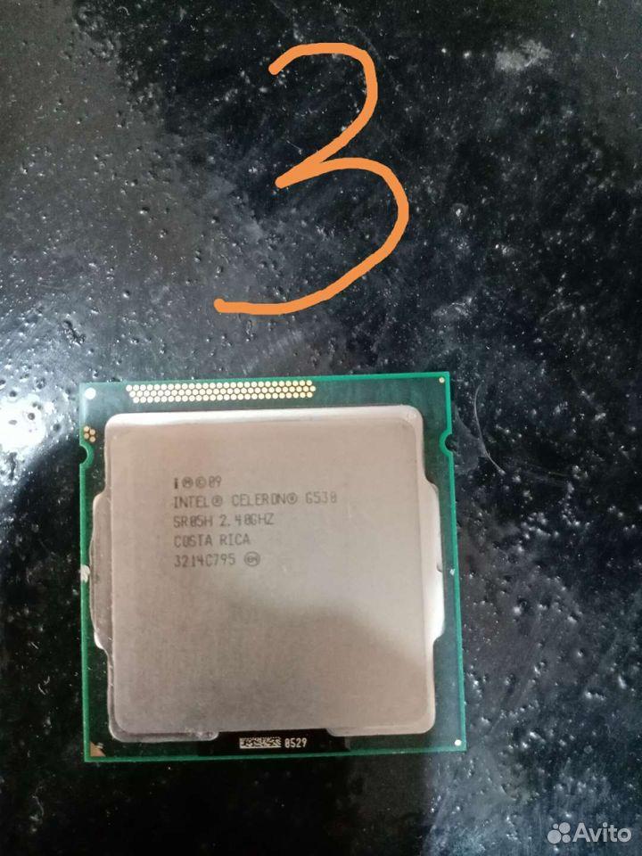 Процессоры 4 штуки. сокет fm2, 1155