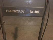 Косилка для высокой травы Caiman RM90S — Ремонт и строительство в Москве