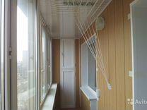 Балконы, лоджии с крышей