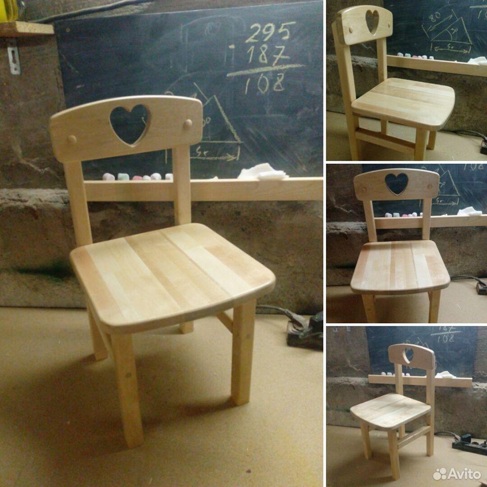Стульчик детский деревянный  89517599918 купить 5