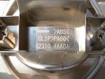 Ркшетка радиатора nissan almera c 2012г