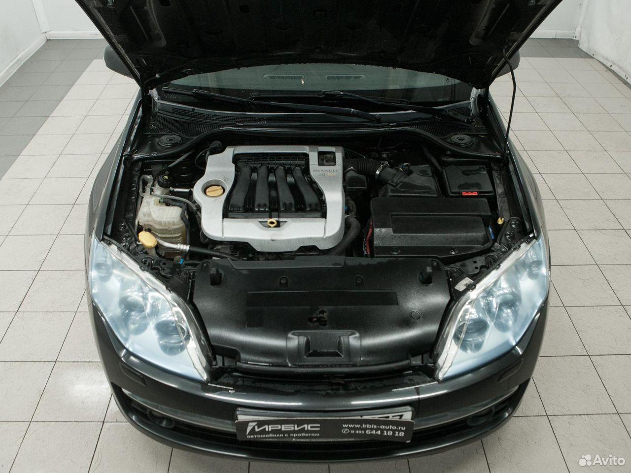 Renault Laguna, 2008  84959970942 купить 4