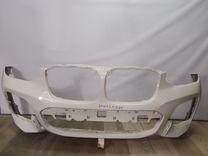 Бампер передний бмв Х3 Г01 М-Пакет BMW X3 G01