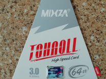 Флешка micro sd Mixza 64 gb