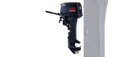 ремонт лодочного мотора nissan marine 9,8