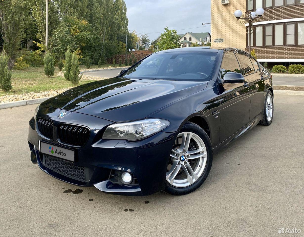 BMW 5 серия, 2013  89283335590 купить 1