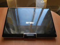 Ноутбук asus m51s- 2 ядра, 4 гига, 15 дюймов