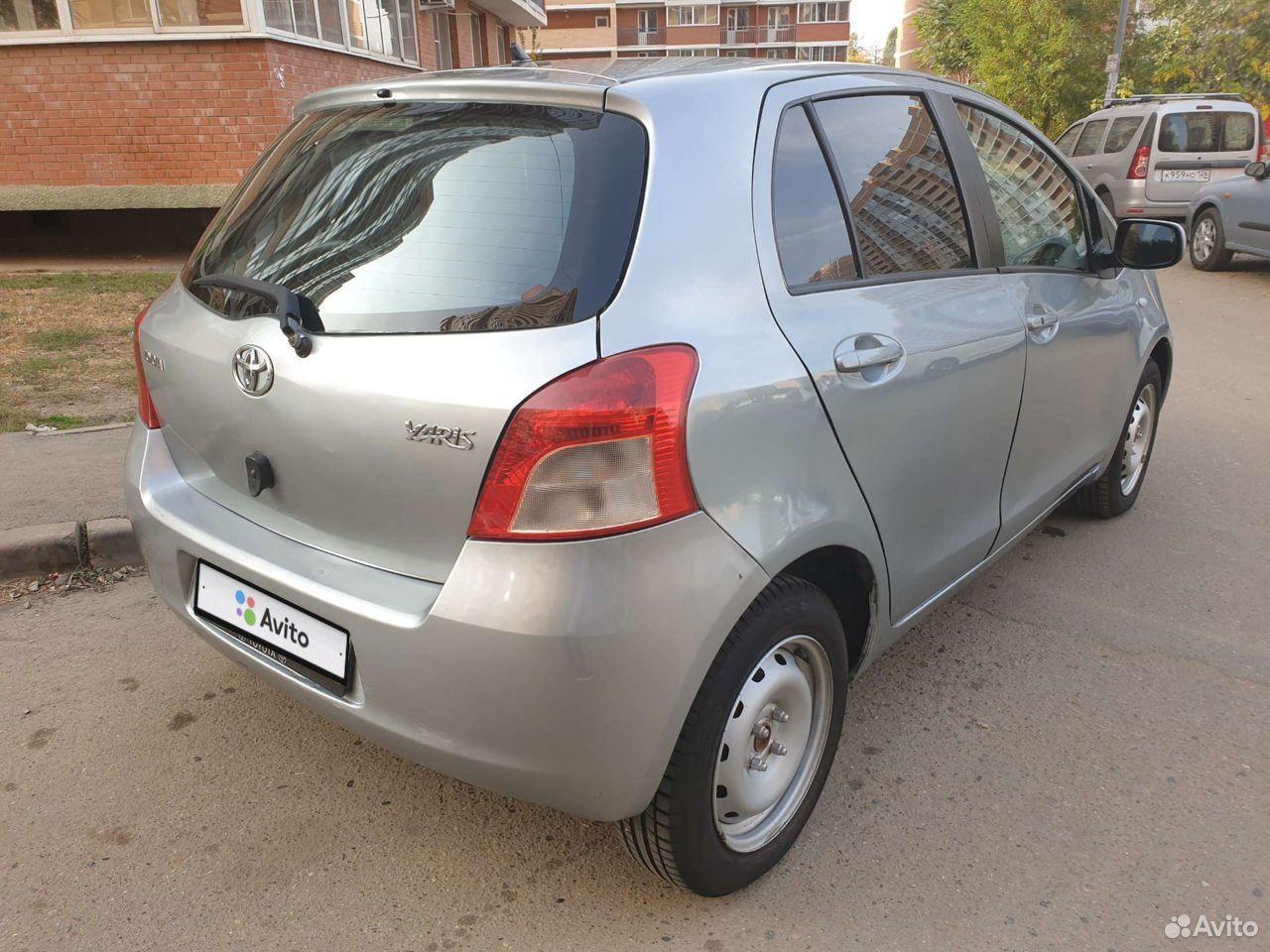 Toyota Yaris, 2007  89883531601 купить 5