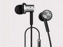 Наушники Xiaomi Mi In-Ear Headphones Pro (Silver)
