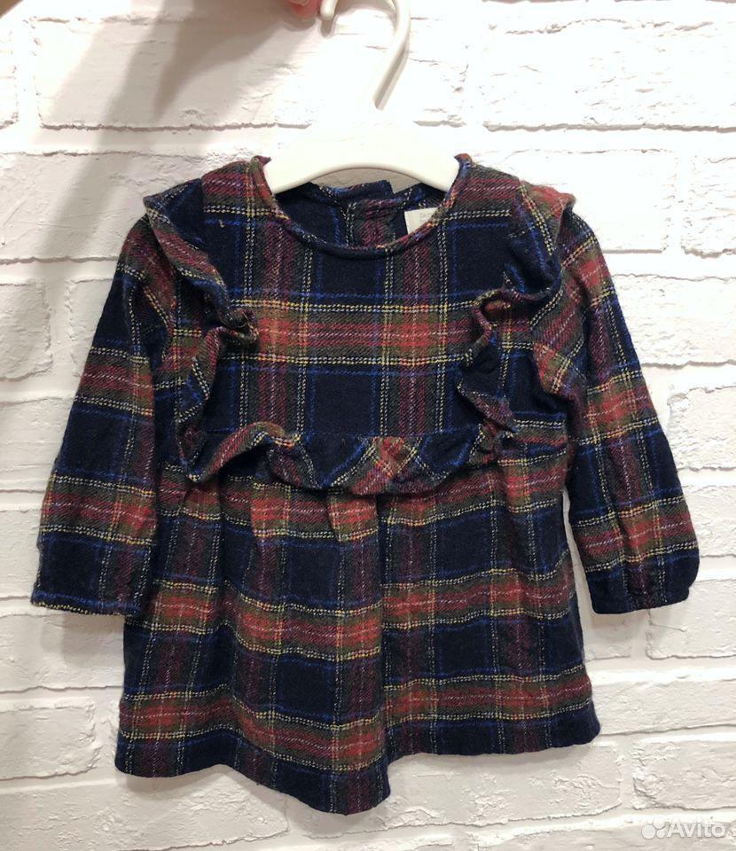 Платье детское теплое Zara 89608210489 купить 1