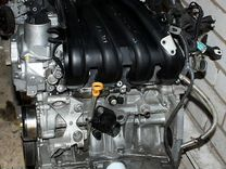 Nissan hr16 двигатель 1,6 литра