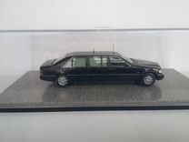 Mercedes S500 W140 Ельцин GON 140 DIP Models 1:43