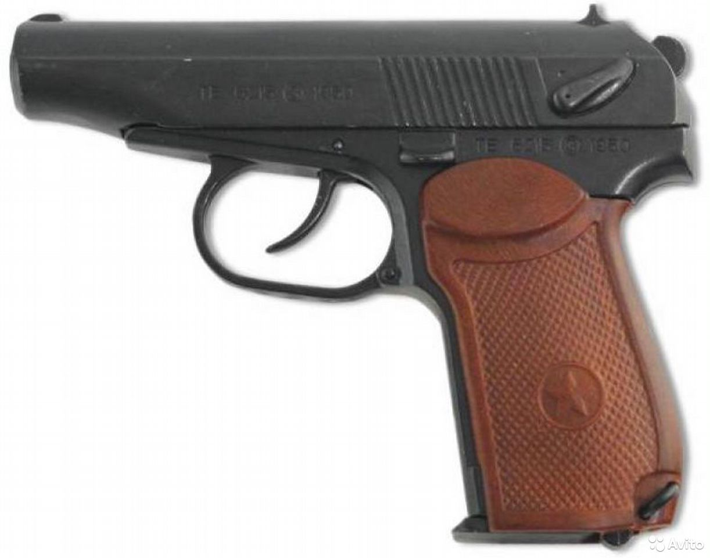 Пистолет Макарова пм сувенирныйПроизводство: «Deni  89209711384 купить 2