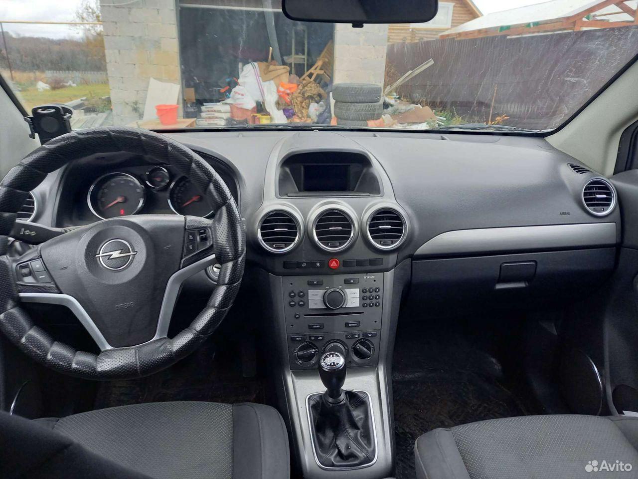 Opel Antara, 2007  89063907655 купить 6