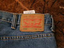 Джинсы Levi's 550. w38-34