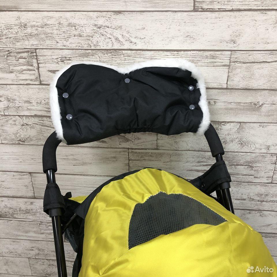 Санки-коляска Nika kids 7-5, цвета микс  89225759000 купить 7